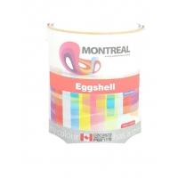 Montreal Eggshell White Quarter Glossy 1 L