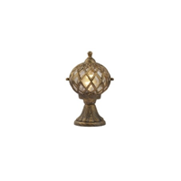 Golden Color Side Wall Light (Medium Size)