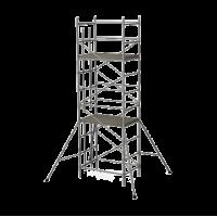 Aluminium Tower Scaffolding 6m