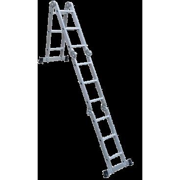 Folding Ladder 3 - 5 meters