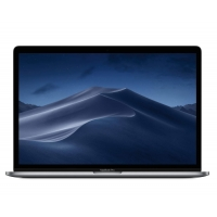 15-inch MacBook Pro with Touch Bar: 2.2GHz 6-core 8th-generation Intel Core i7 processor, 256GB - Silver