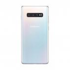 Galaxy S10+ 128GB : Prism White