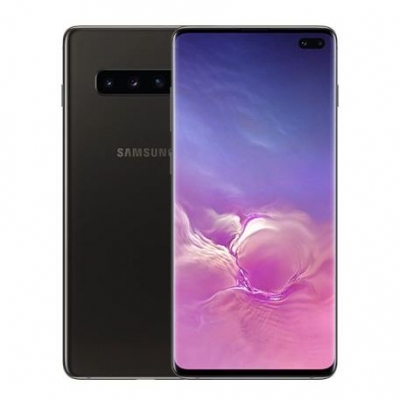 Galaxy S10+ 512GB : Ceramic Black