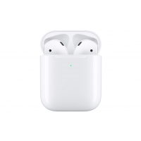 Apple AirPods 2 with Wireless Charging Case 2019