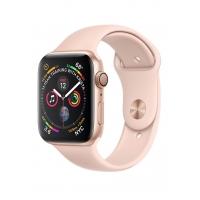 Apple Watch Series 4 ( GPS ) Pink Sand  - 44mm Gold Aluminum