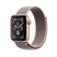 Apple Watch Series 4 ( GPS ) Silver - 44mm Space Gray Aluminum